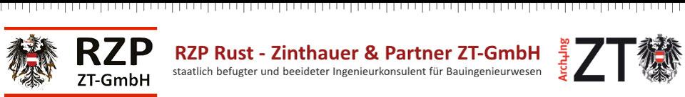 Verkehrsplaner in Graz | RZP Rust - Zinthauer & Partner ZT-GmbH